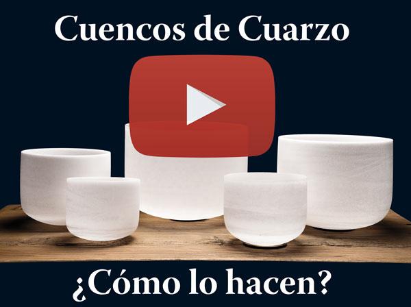 CUENCOS DE CUARZO ¿COMO LO HACEN?